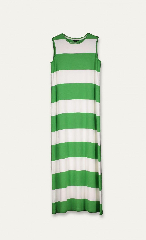 ostaa uusia paras laatu innovatiivinen muotoilu Seikka -mekko - valkoinen, vihreä - Uutta - Vaatteet ...