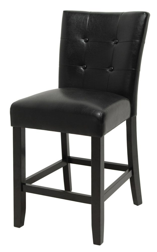 Discount Leather Swivel Bar Stools Counter Height Chairs Counter