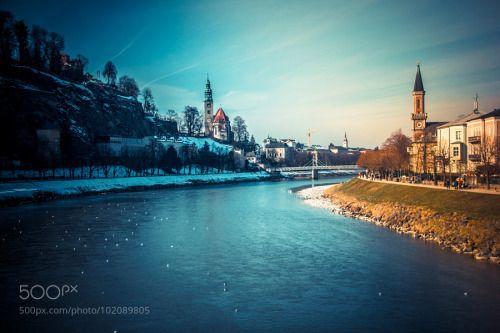 salzburg by kalli-eckerle 4reigndestinations.tumblr.com #Travel #Architecture
