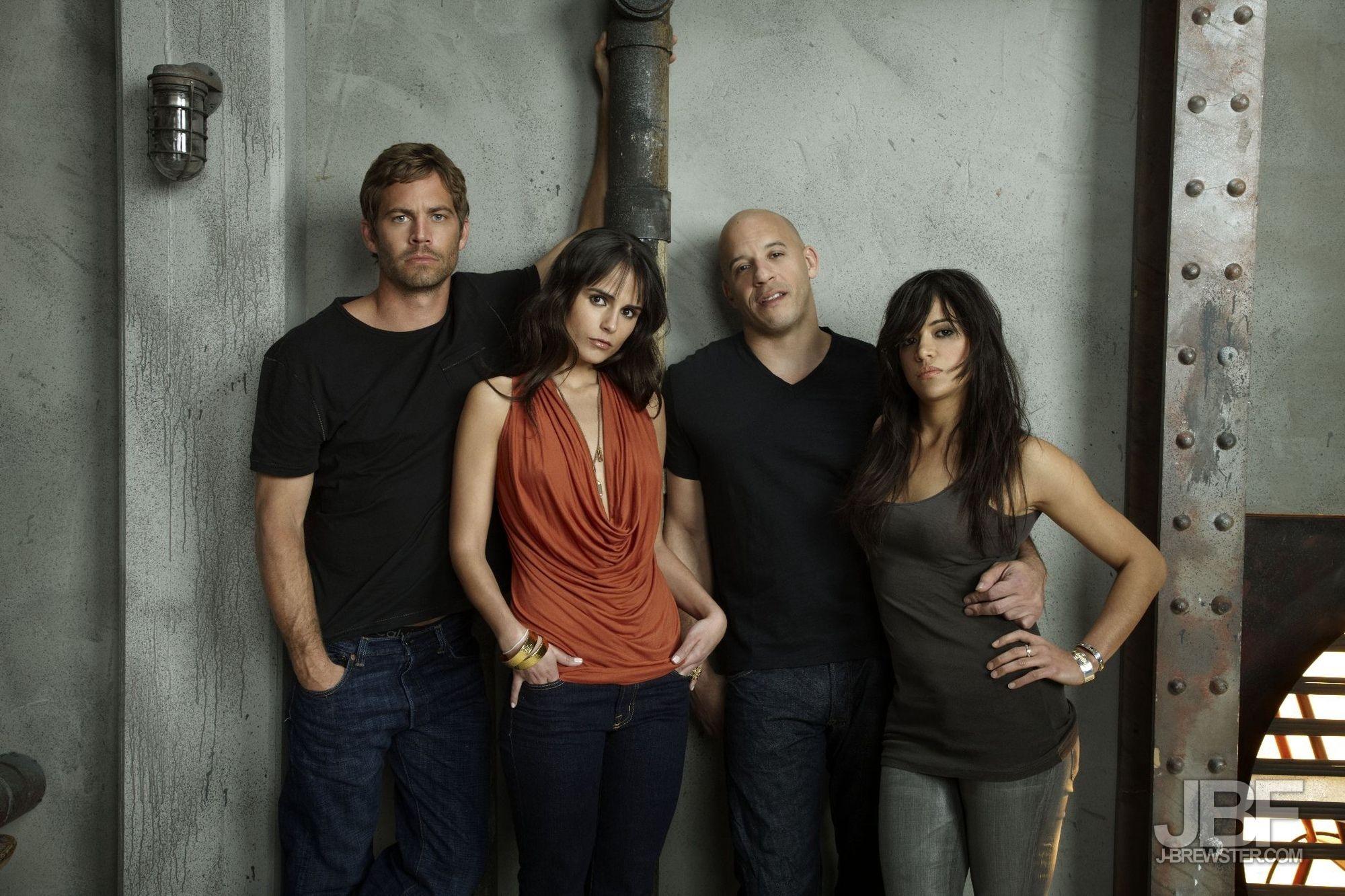 Fast Five Schauspieler