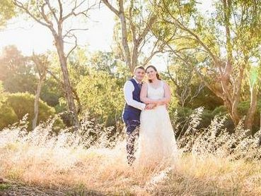 Xen & Scott's Swan Valley Wedding at Upper Reach Winery in Perth, Western Australia, by Melissa's Photography, featured on WA Weddings