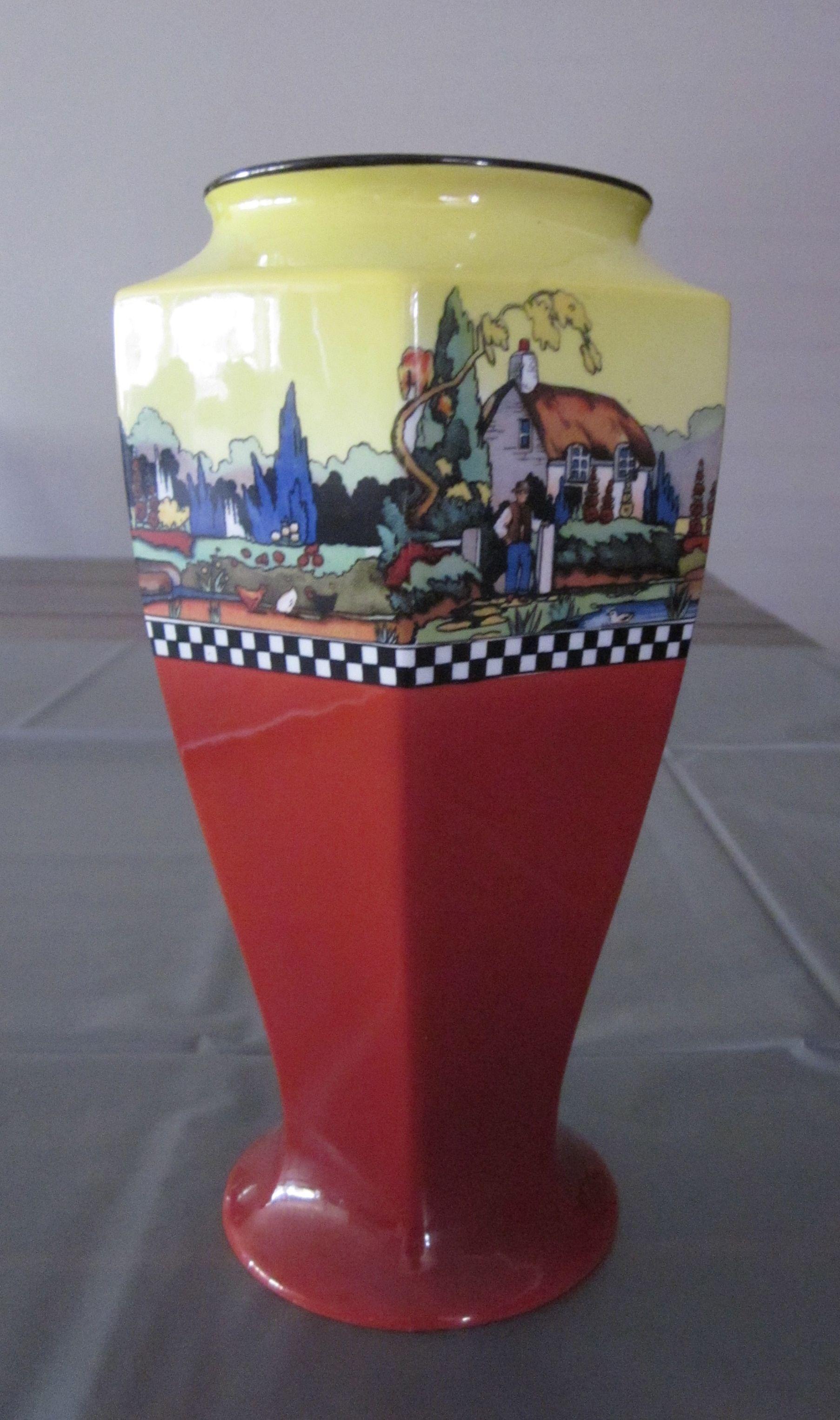 H & K Tunstall Vase