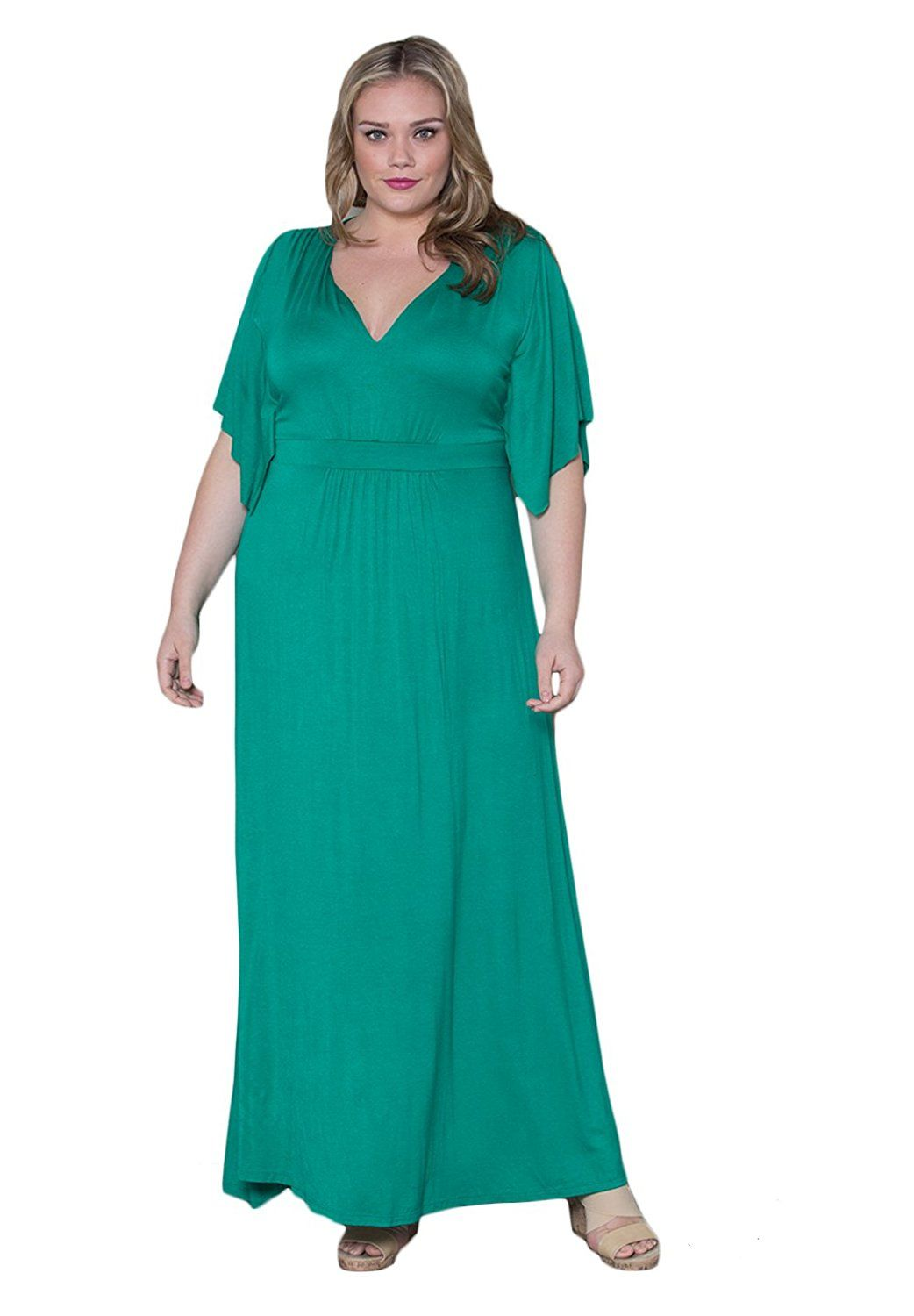SWAK Womens Plus Size Joan Maxi Dress >>> Hurry! Check out this ...
