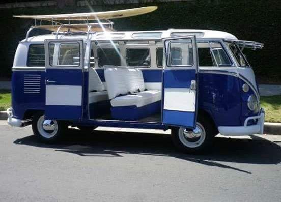 1956 Vw Transporter T1 Porsche Diesel Vw Bus Vw Bus Camper Vw T1