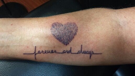 Finger print tattoo by Cipherus Lee @liongodz tattoo studio 401 N. Sante Fe