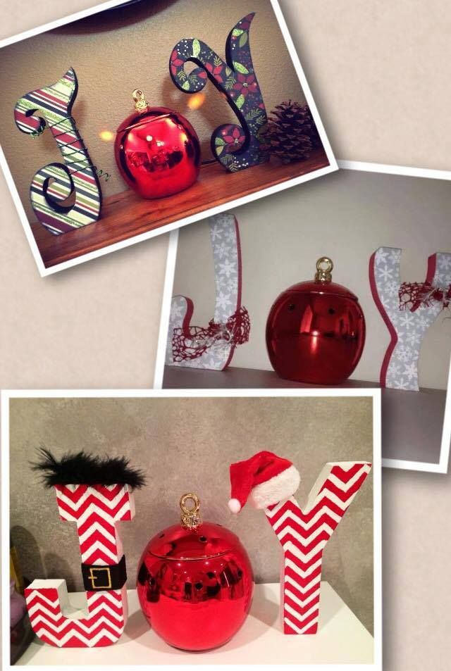 "Check out this cute and creative way to incorporate our ""Merry and Bright"" Scentsy warmer into your Christmas decor! Order here - https://anazario.scentsy.us/Buy/ProductDetails/30188"