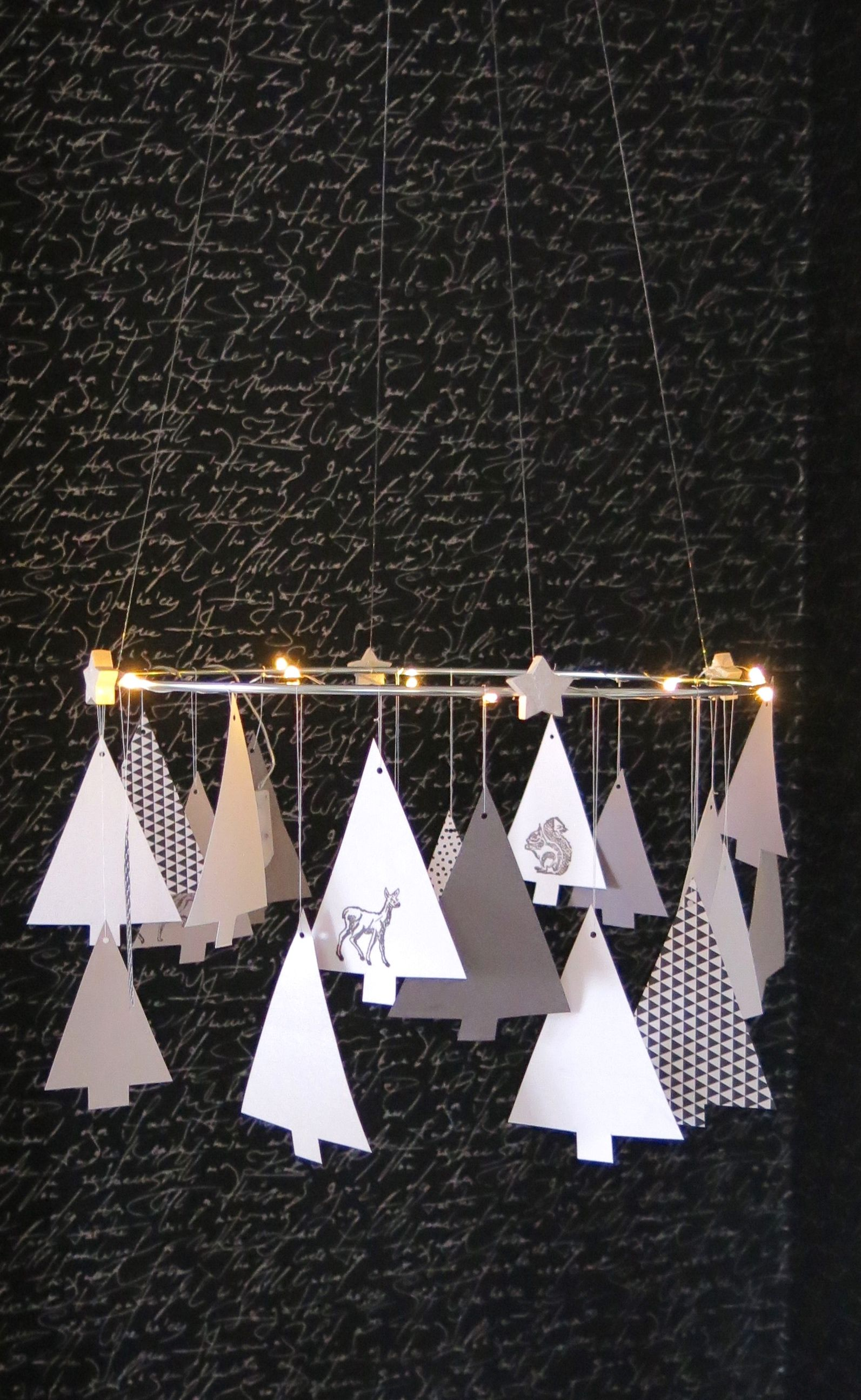 Photo of Today I'm going to show you a simple but very pretty Christmas decoration that …