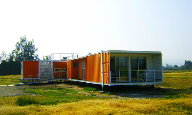 Cargo Container Homes Modular Shipping Container Homes By