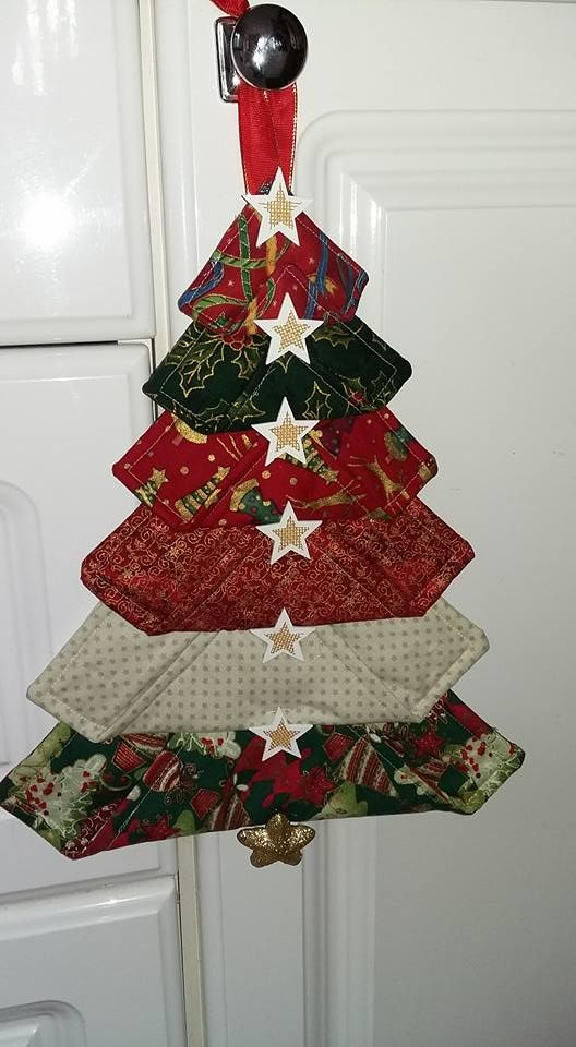 No Pattern But Easy Enough To Figure Out Navidad Pinterest