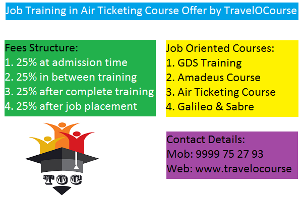 Travel And Tourism Institute In Delhi Travel And Tourism Job