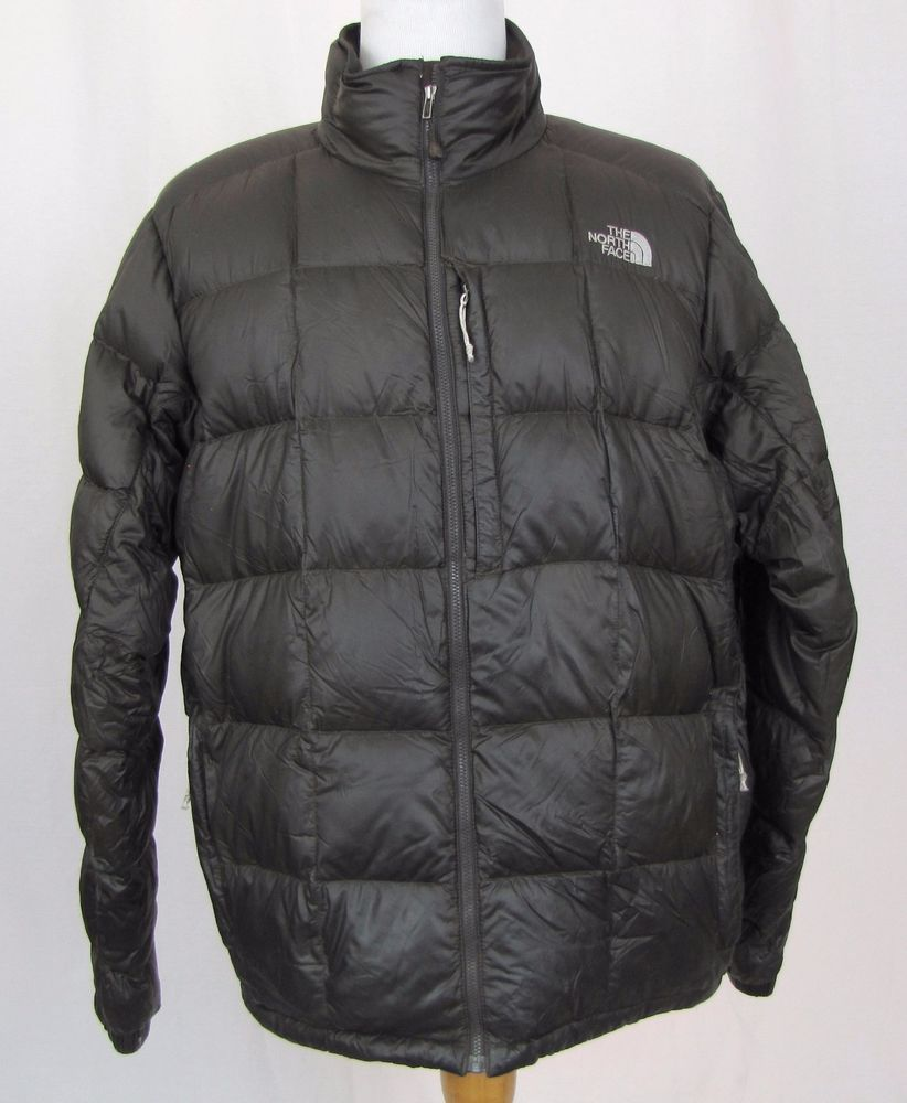 da19fa17c8 The North Face Jacket XL Summit Series 800 Fill Goose Down Brown Puffer Coat   TheNorthFace  Puffer
