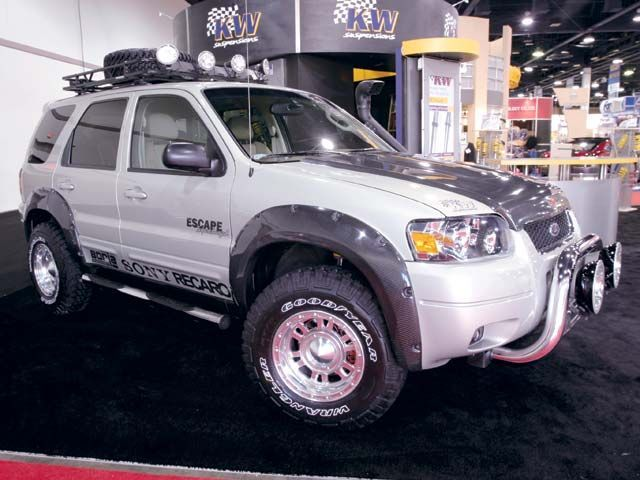 Off Road Ford Escape Google Search Ford Escape Ford Escape