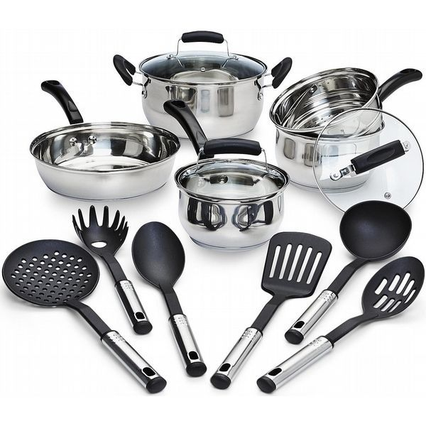 Cooking Utensils For Stainless Steel Cookware