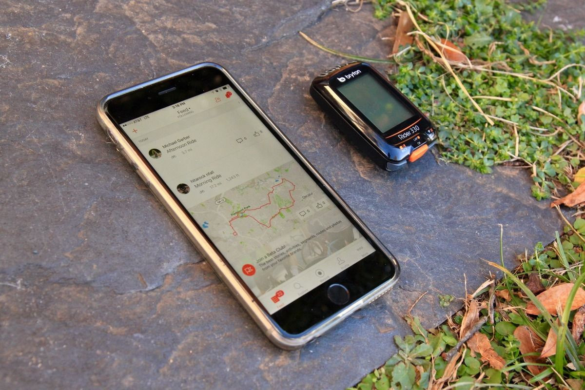 How Strava Is Using Gps Map Data To Help Mountain Bikers Gps Map