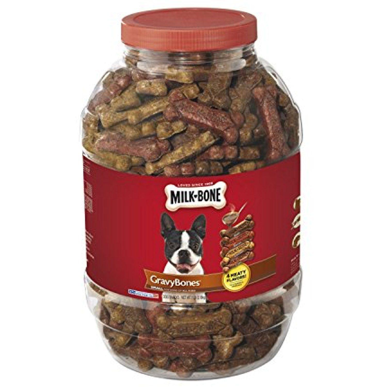 MilkBone GravyBones, Small (7 lbs.) You can visit the