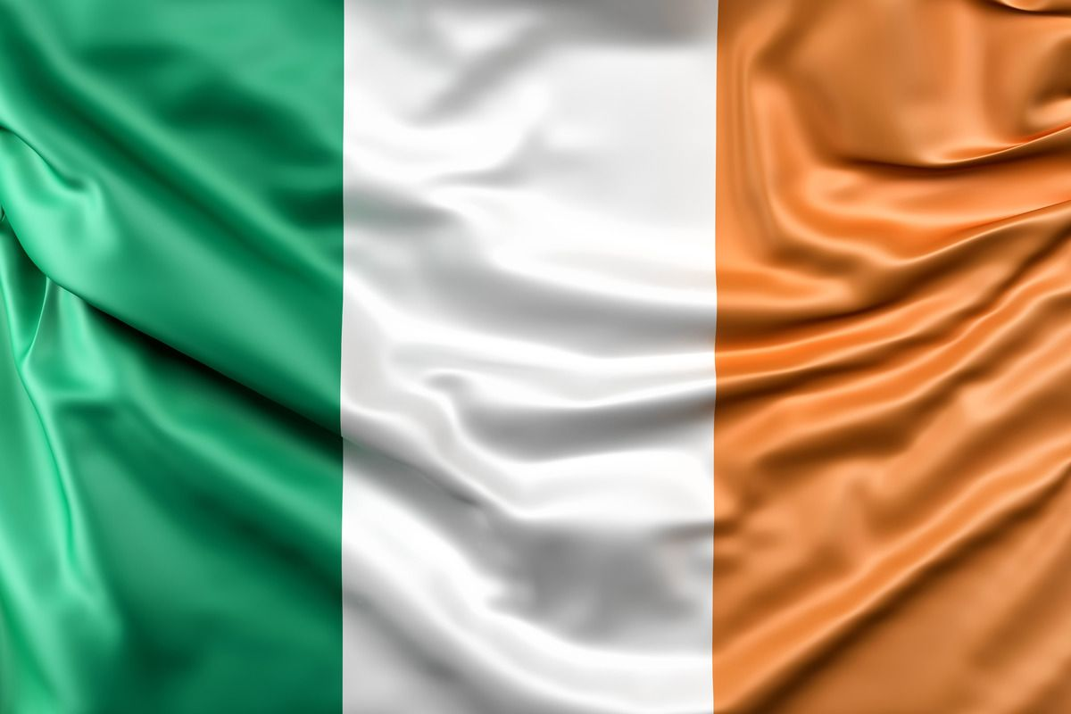 Pin By Dj Coulter On Ireland Ireland Flag Flag Ireland