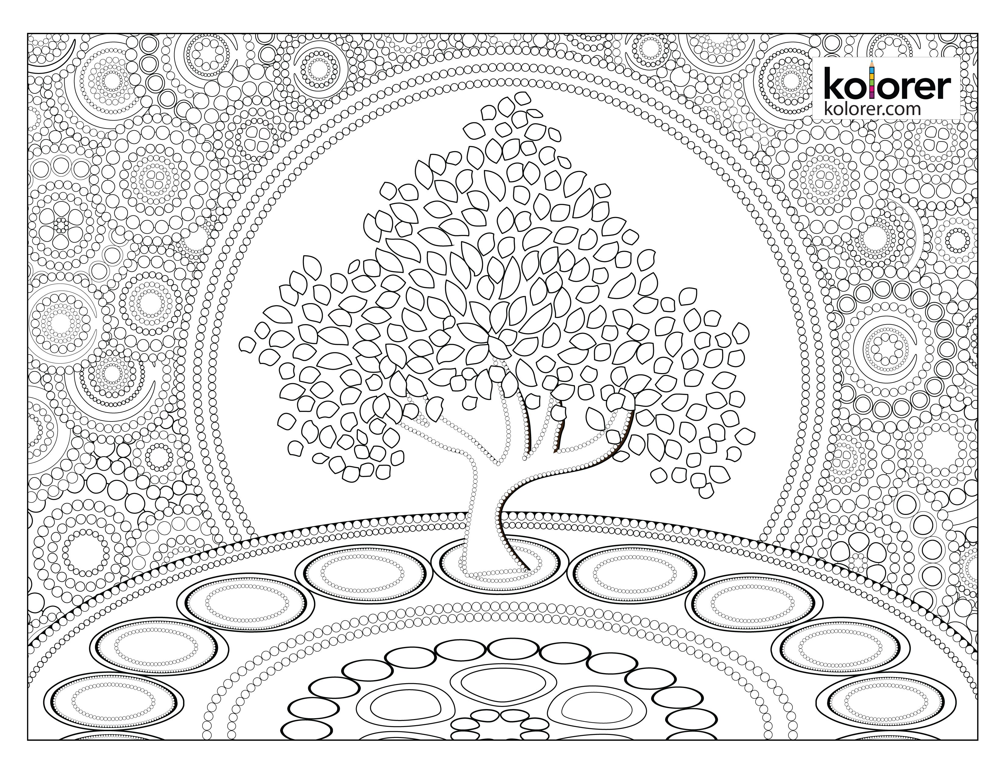 tree of life coloring pages with life cycle of a tree coloring pages