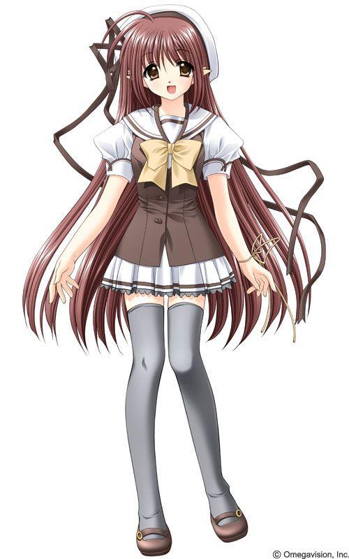 lisianthus shuffle anime characters