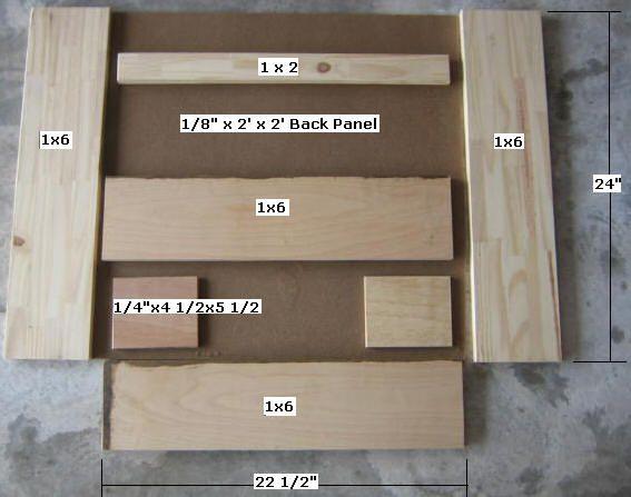 Plans Gun Rack gratuites - Comment construire un rack Gun | brico ...