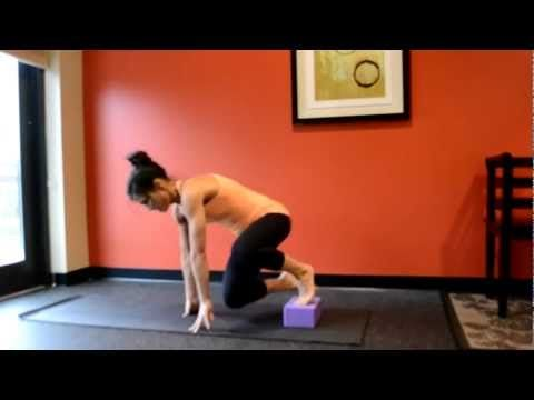 basic crow pose tutorial  crow to tripod headstand and