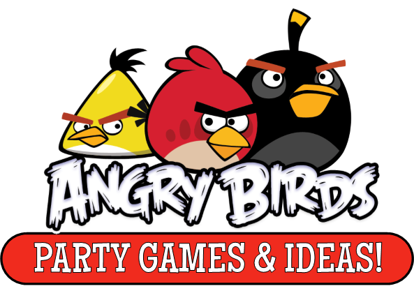 Pin By Yael On Top Kids Birthday Party Themes And Party Games Angry Birds Bird Logos Birds