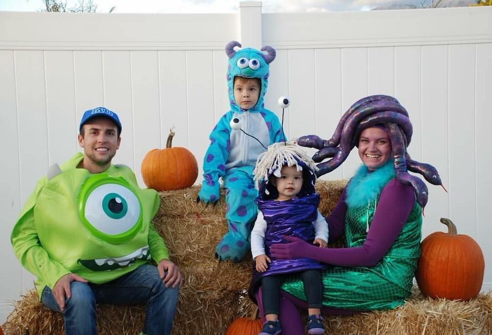 The Ultimate List of DIY Family Halloween Costumes