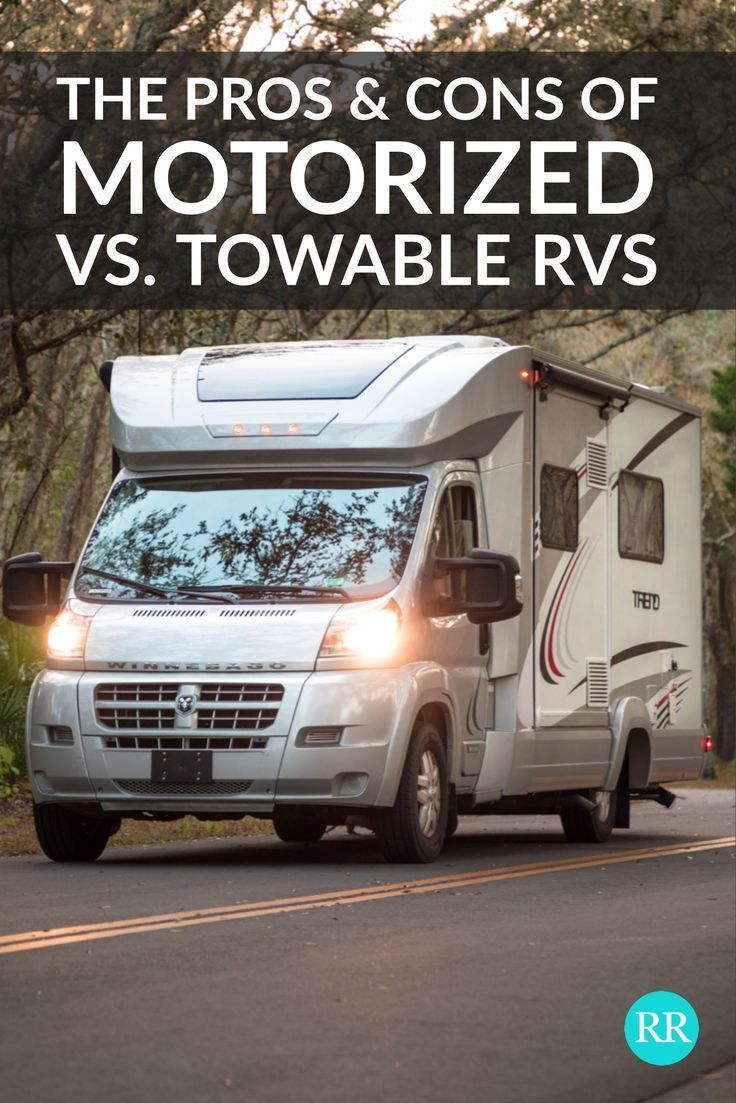 The Pros Cons Of Motorized Versus Towable Rvs Tiny Houses