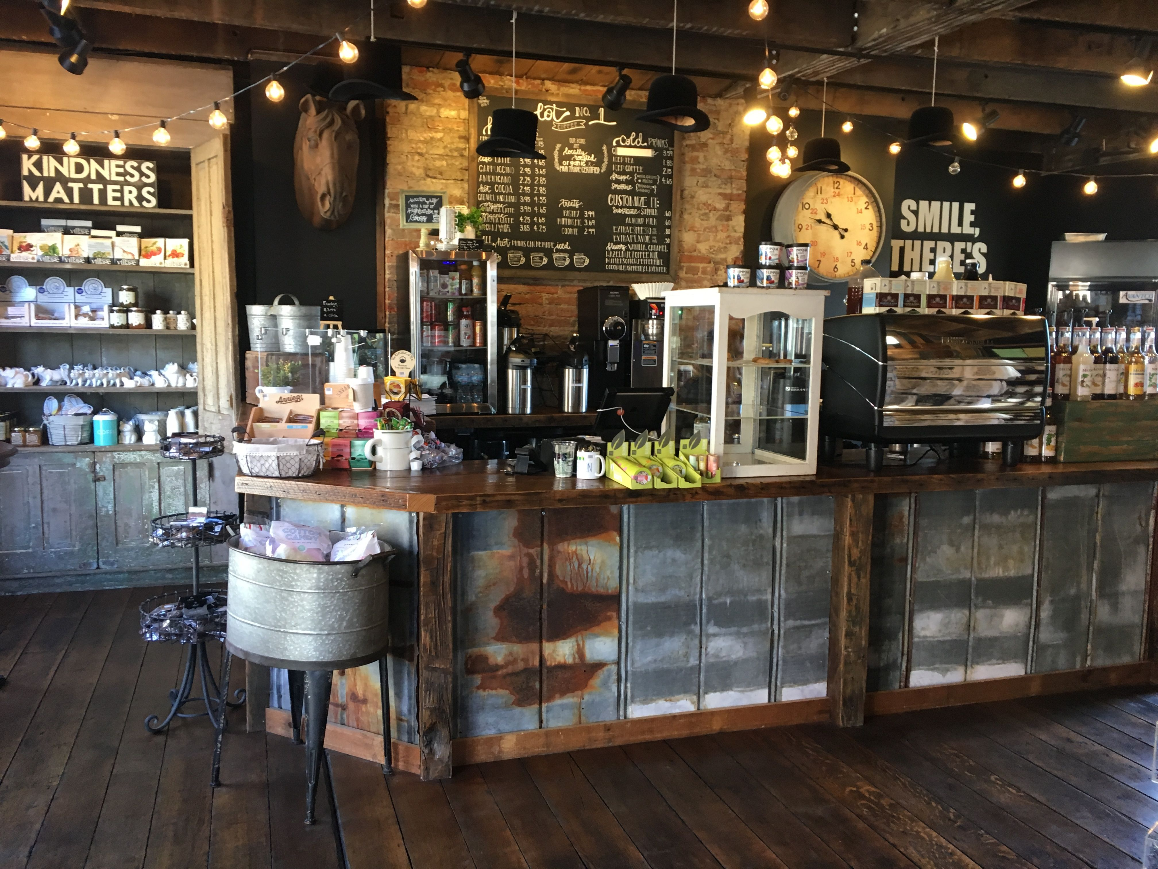 Lot No 1 Coffee Shop In Lebanon Ohio Coffee Shop Coffee Pictures Metaphysical Shop