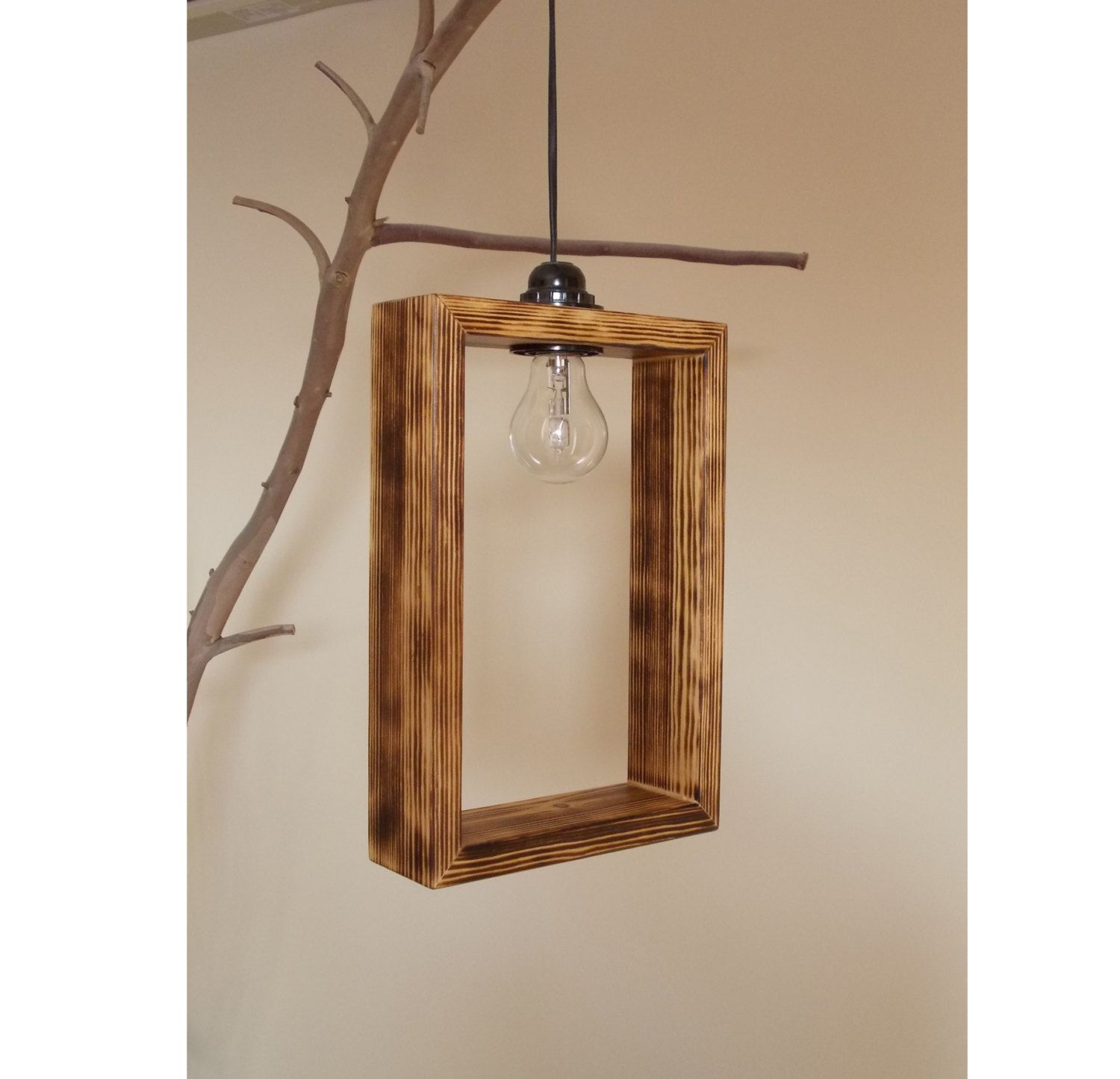 used pendant lighting. Minimal, Wooden, Light Shade, In Distressed White That Can Be Used As A Pendant Lighting