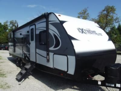 New 2018 Forest River Rv Vibe Extreme Lite 315bhk Travel Trailer