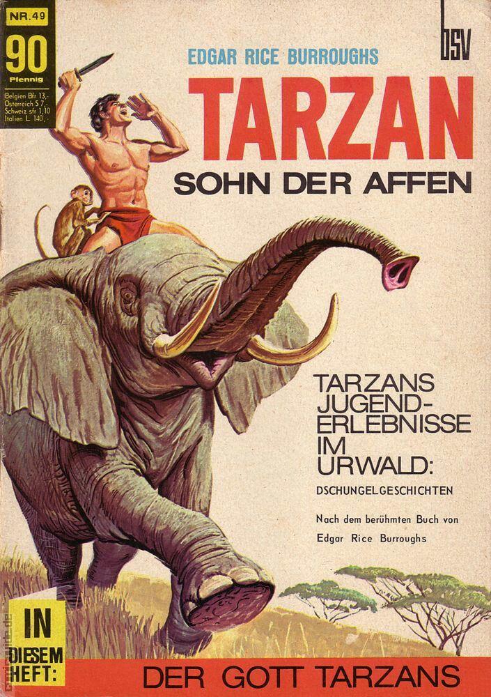 pin von jason hievers auf art cover comics  tarzan