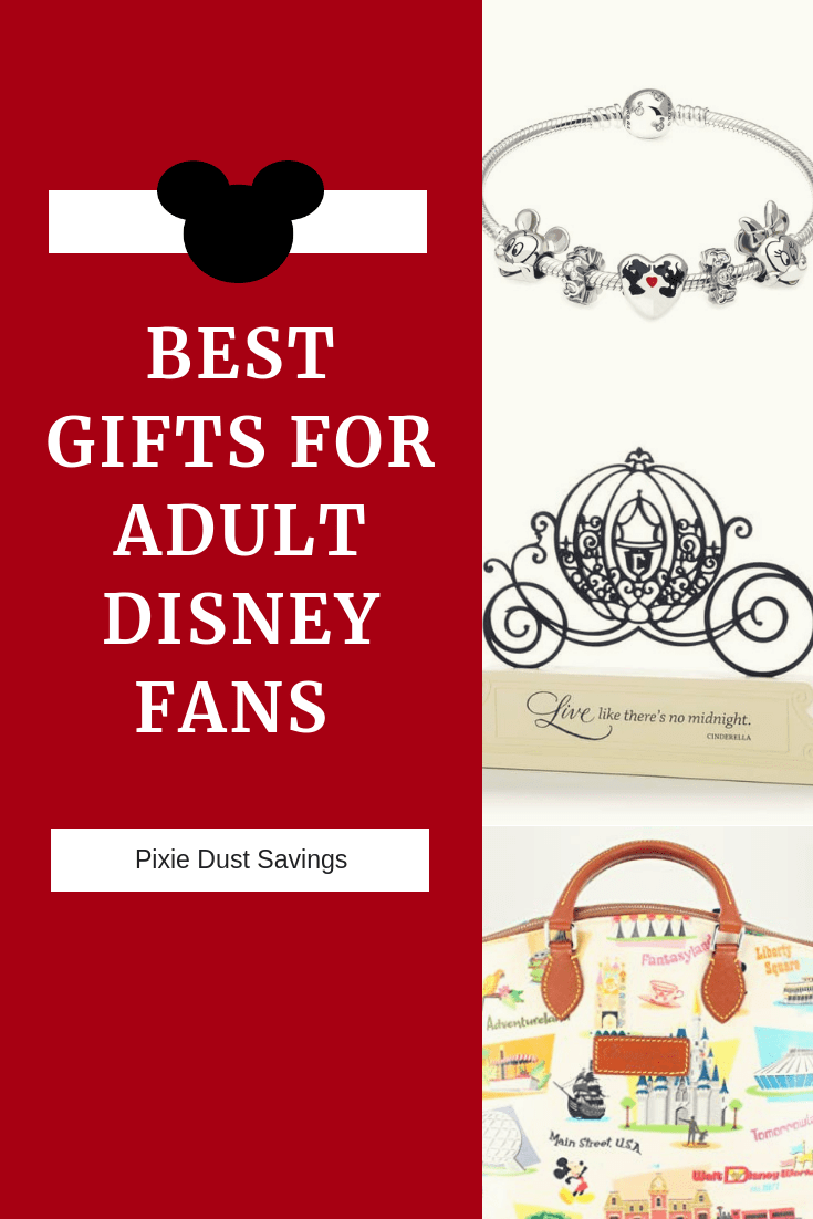 Best Gifts for Adult Disney Fans | Pixie Dust Savings (Best of ...