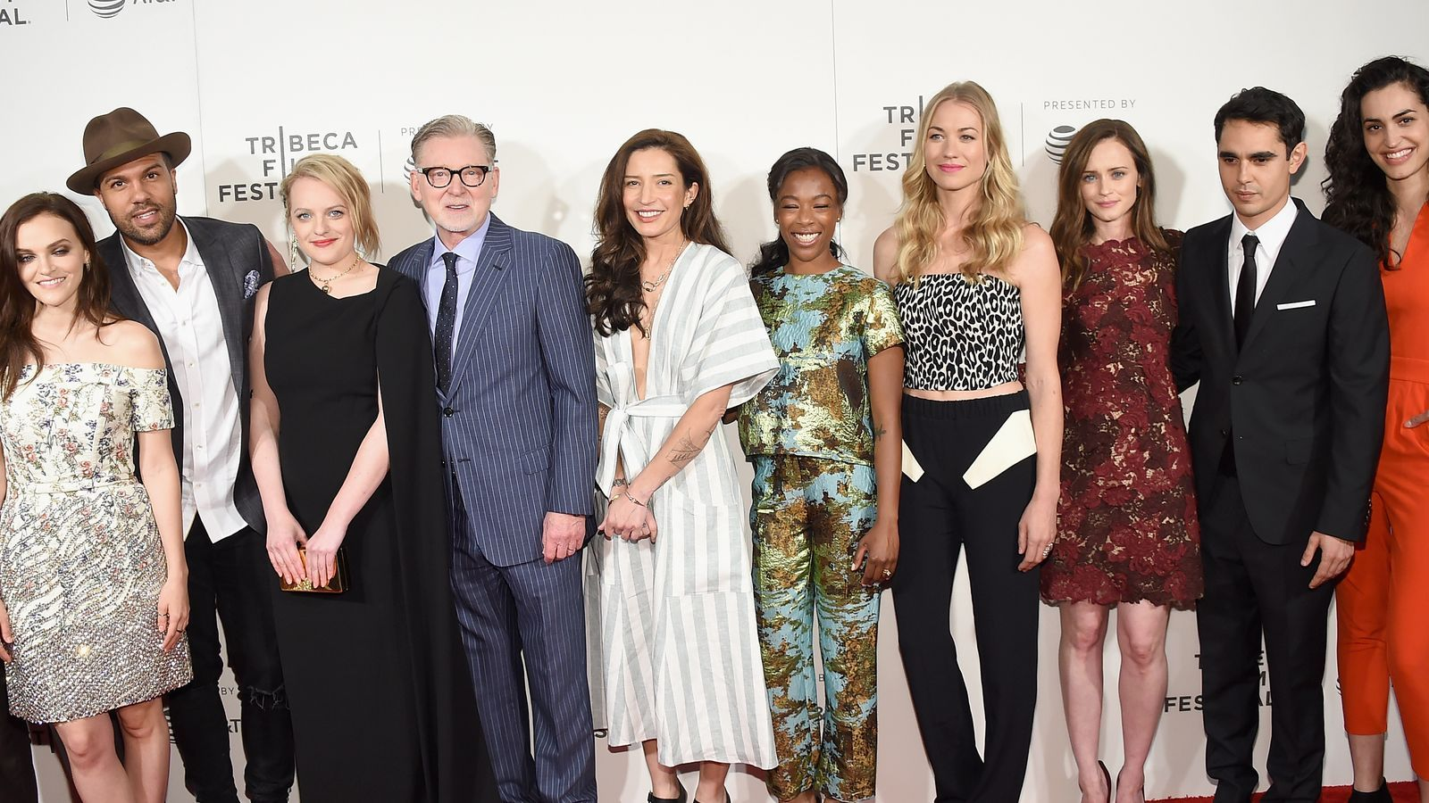 Image result for handmaid's tale cast