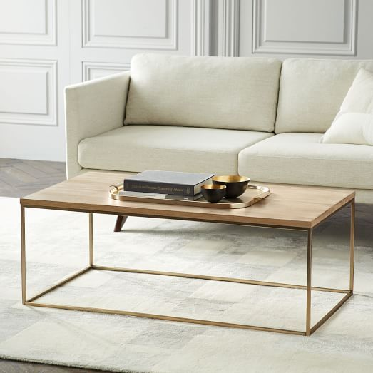 Pin By West Elm On Natalia In 2020 West Elm Coffee Table Coffee Table Wood Coffee Table