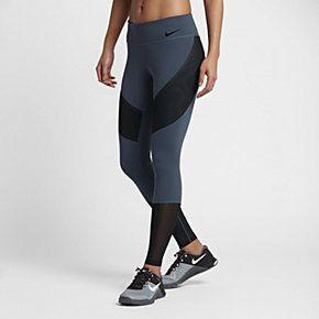 99a279357dd8 Product color Squadron Blue Black Nike Leggings