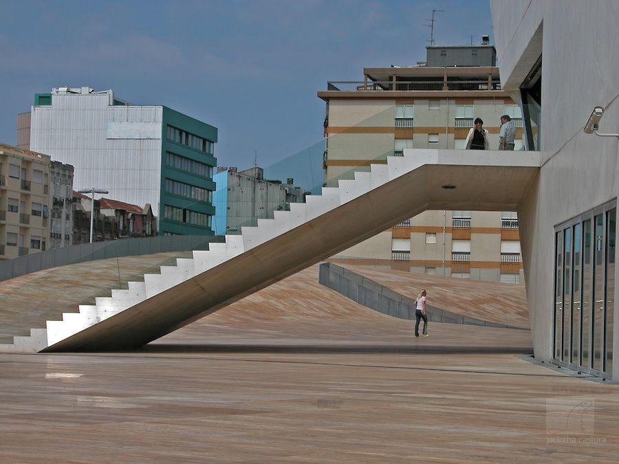 Casa da musica porto rem koolhaas render architecture for Casa musica microcentro