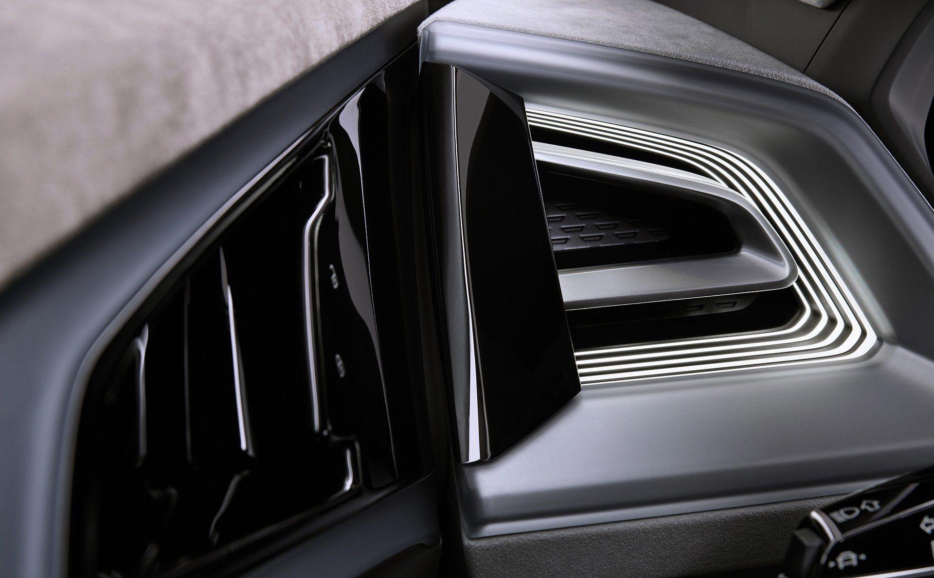 Audi Q4 eTron Concept Previews AllElectric