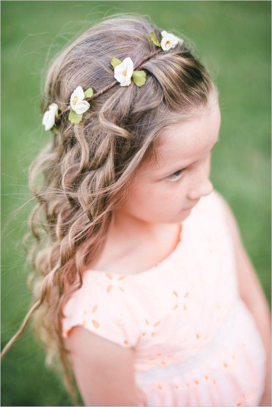 super cute little girl hairstyles