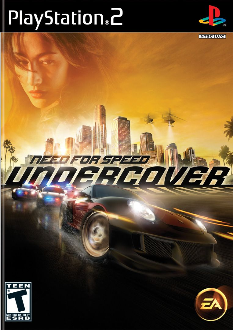 Need For Speed Undercover Ps2 Need For Speed Undercover Need