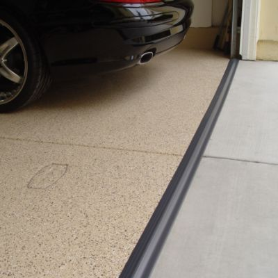 Garage door threshold help keep out drafts leafs and water & Insulating| garage remodeling| remodeling| winter home repair ... pezcame.com