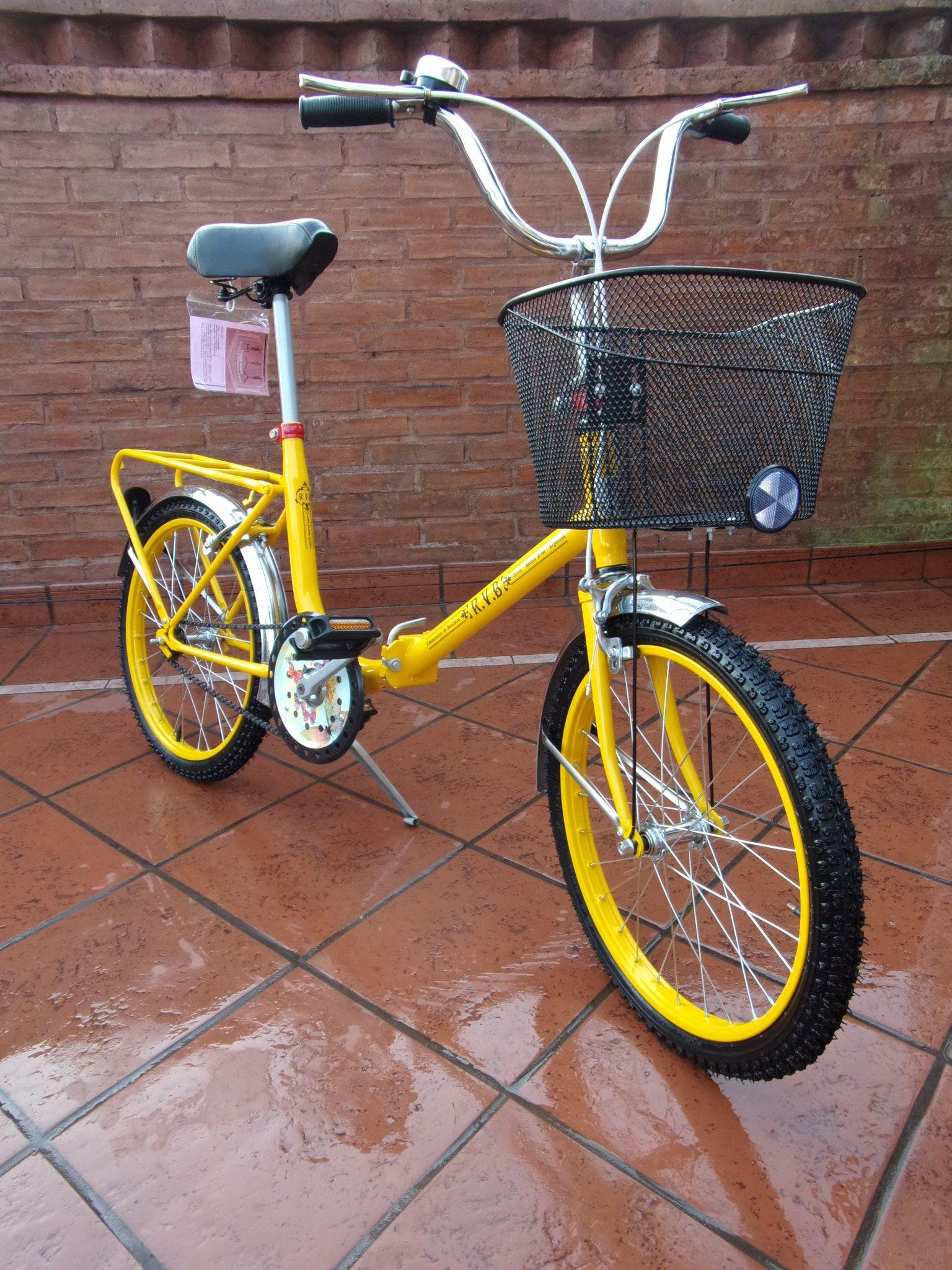 Bicicleta PLEGABLE R20 \