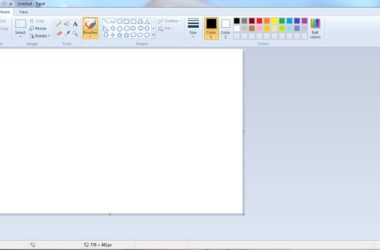 Microsoft Paint Is To Be Revived In Windows 10 Microsoft Paint Windows 10 Microsoft