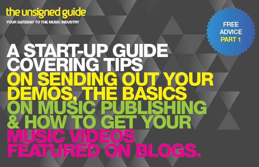 Calling All Musicians Free Pdf Bursting With Advice For You The Unsigned Guide Music Business Music Writing Music Promotion