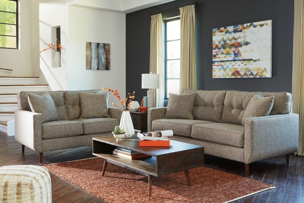 Chento Jute Sofa Loveseat 62802 35 38 Living Room Groups