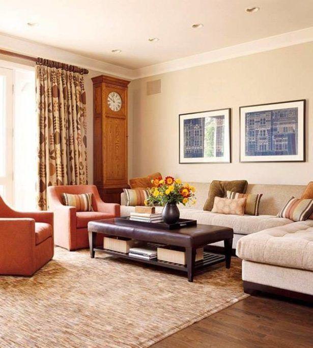 Interior Contemporary Living Room Curtain Design ...