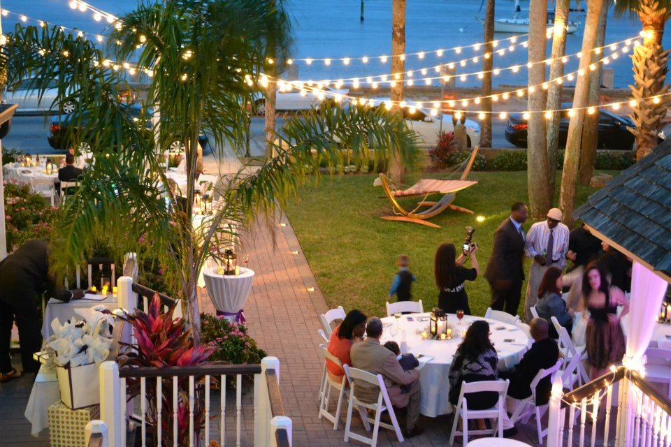 Bayfront Marin House At St Augustine Fl Central Florida Wedding Venues