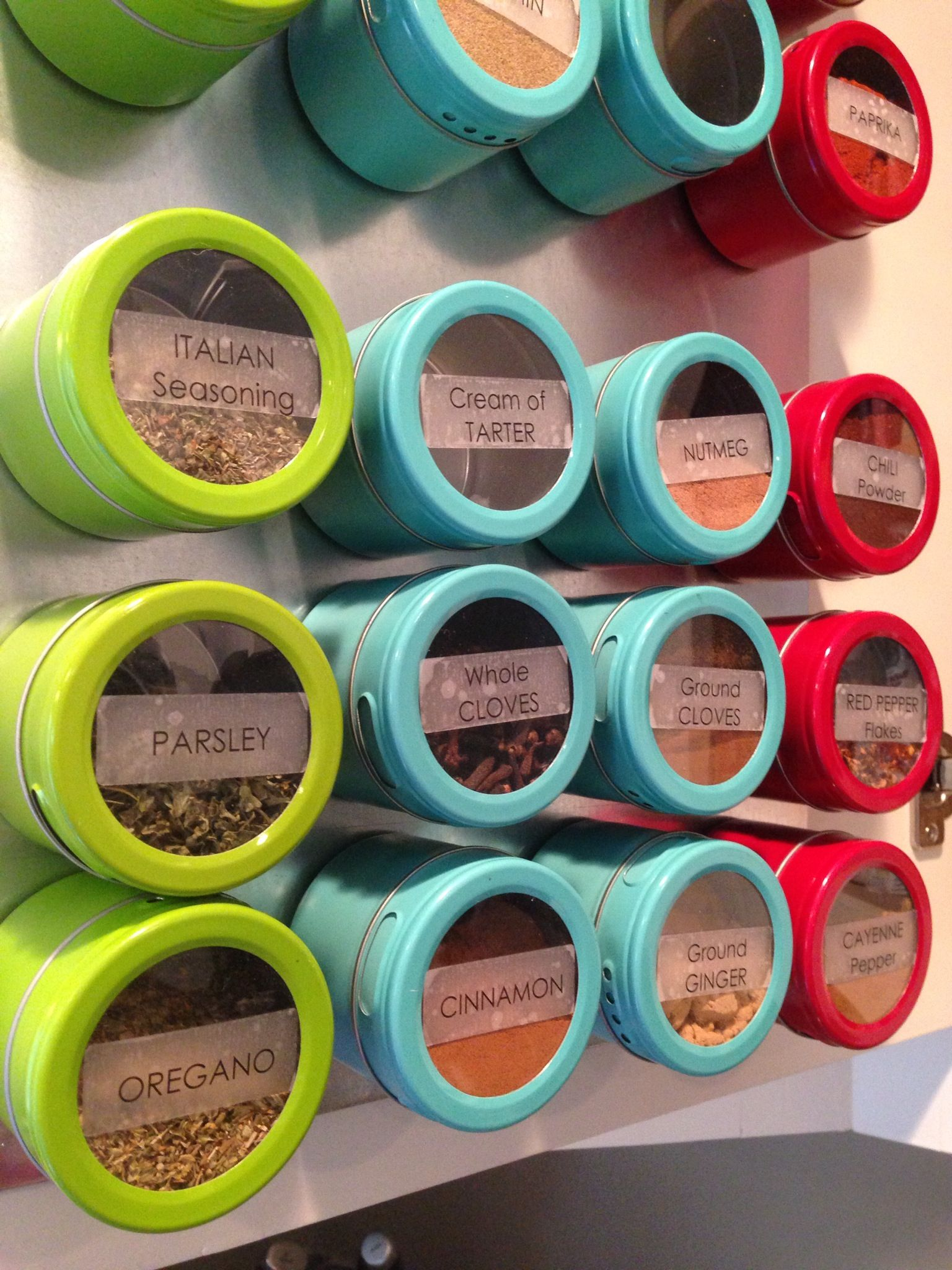 Lowes Spice Rack Magnetic Spice Boardsheet Metal From Lowes Spice Jars From
