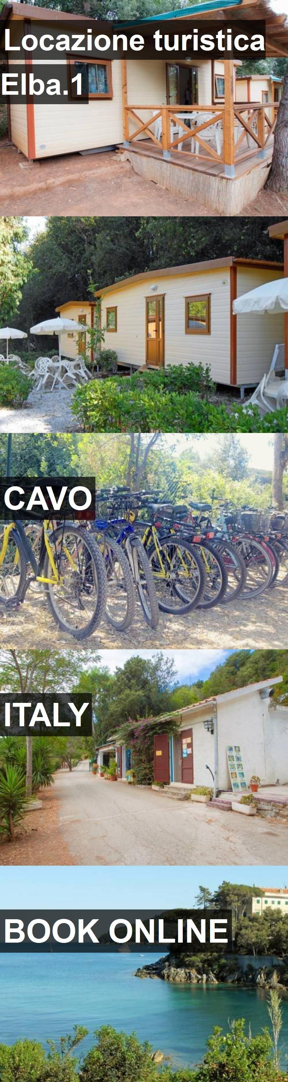 Hotel Locazione turistica Elba.1 in Cavo, Italy. For more