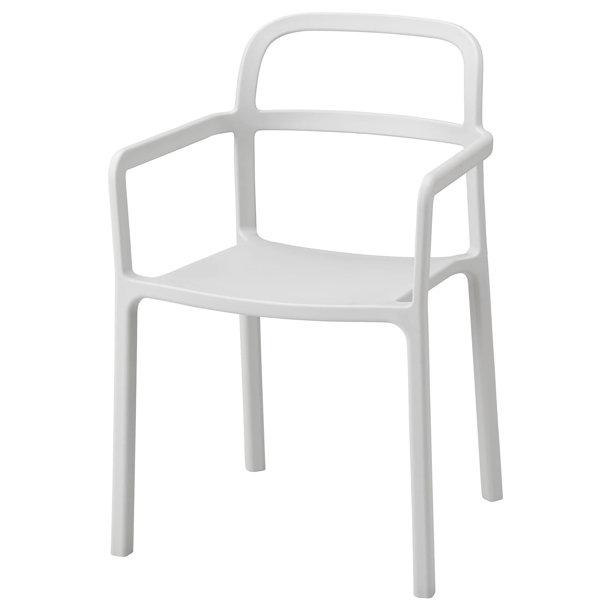 Ypperlig Armchair In Outdoor Light