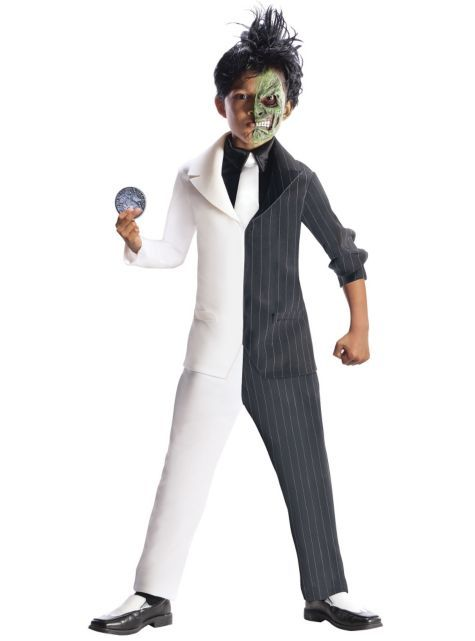 Boys Two Face Costume Batman Party City Two Face Costume Boy Costumes Super Hero Costumes